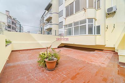 1 Bedroom apartment Refurbished with Terrace, Alameda Lisboa